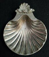 VINTAGE Reproduction Sheffield England 1700-1800 Shell Soap Dish Decor USA