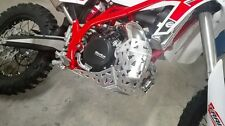 Skid plate with exhaust pipe guard for Beta Xtrainer 2015-2020