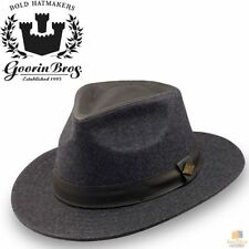 Felt for Men with Wide Brim Hats