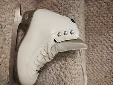 New listing Riedell Ice skates youth size 2 white slightly used