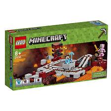 LEGO Minecraft Die Nether-Eisenbahn (21130)