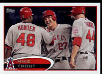 2017 Topps Series 1 Baseball Rediscover Topps Promo #10 Mike Trout Angels