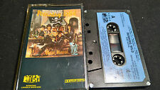 RUNNING WILD Port Royal  *RARE GERMAN MC DOLBY TAPE*NO BARCODE*NOISE LABEL*