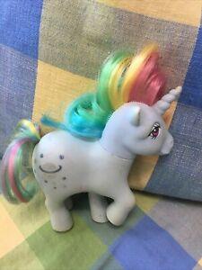 My Little Pony Moonstone G1 1983 Hasbro Vintage Unicorn Rainbow Ponies MLP