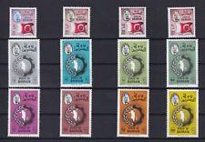 Bahrain 1976 Set Stamps MNH SG 224 - 232