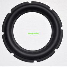 """1pcs 10"""" inch Speaker Rubber edge surround subwoofer Home Audio repair parts"""