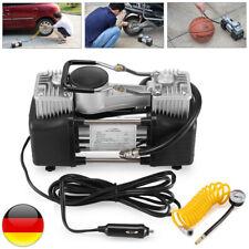 12V Auto Reifen Kompressor Luftkompressor Elektrische Luftpumpe 150 PSI 85L/min