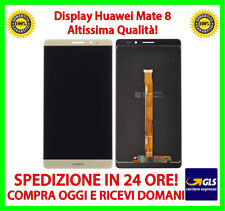 LCD DISPLAY + TOUCH PER HUAWEI ASCEND MATE 8 GOLD NXT-L29 MATE8 ORO