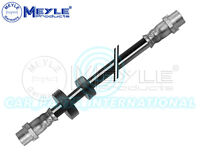 Meyle Germany Brake Hose, Front Axle, 100 611 0027