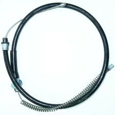 Parking Brake Cable-Stainless Steel Brake Cable Rear Right Absco 6975