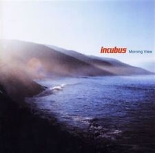 INCUBUS-MORNING VIEW-JAPAN CD F30