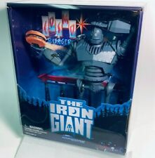 Diamond Select Iron Giant Deluxe 7in Action Figure Box Set - Sdcc 2020 Px Excl