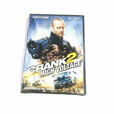 Crank 2: High Voltage [New DVD] SEALED, Widescreen