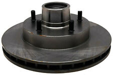 Non-Coated Disc Brake Rotor and Hub Assembly fits 1978-1978 Pontiac Grand Am,Gra