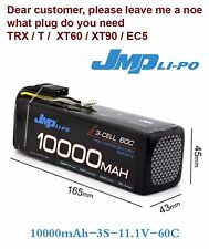 11.1V 10000mAh 3s lipo battery 60C Xpower batteries XT60 T EC5 for RC Helicopter