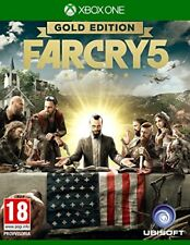 Far Cry 5 Gold Edition Xbox One Ubisoft
