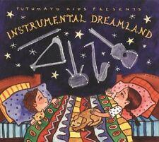 PUTUMAYO KIDS PRESENTS/INSTRUMENTAL DREAMLAND  CD NEW+
