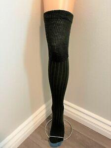 Smart wool, Wool Blend Over The Knee Socks XL