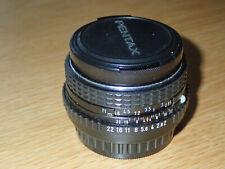 Pentax Asahi SMC M 50mm f2  lens