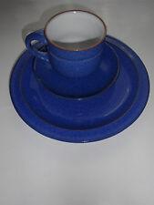 Kaffeegedeck Friesland Ammerland blau *neu