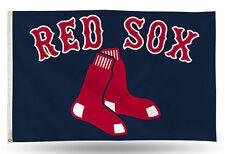 Baseball Boston Red Sox  3 X 5 Flag