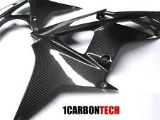 2009-2014 BMW S1000RR S1000R HP4 CARBON FIBER LOWER BELLY PANS BELLY TRAYS