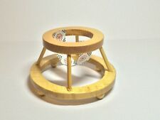 Baby Walker, Doll House Miniature, Nursery Child Walker, 1.12 Scale