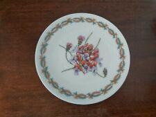 Australian Fine China.Botanical Illustrations by Philippa Nikulinsky. Side Plate