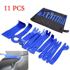 Lots Of 11PCS Car Panel Dash Audio GPS Molding Removal Install Tools Valuable