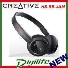 Creative Sound Blaster JAM HS-SB-JAM NFC Bluetooth 83g Wireless Headphone
