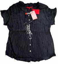 MARITHE et FRANCOIS GIRBAUD Girls Silk Blouse size 8 (128) new with tags