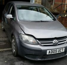 2006 VW GOLF PLUS  BREAKING PARTS-SPARES ENGINE 1.9TDI BKC BXE ENGINE