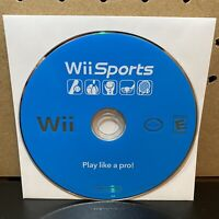 Wii Sports (Nintendo Wii, 2006) - Game Disc Only - Tested