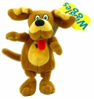 "The Wiggles Wags the Dog Plush Stuffed Beanie 7"" 17 cm tall"