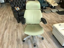 HumanScale Freedom Ergonomic Computer Office Desk Chair + Headrest Task Seat #21