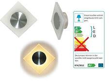 Nacht Wandaufbaulampe Rio 230V LED 1,5W = 15W IP20 Lichtfarbe: Warmweiss