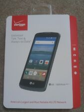 "NEW Sealed, LG optimus ZONE 3 Verizon Prepaid 4G LTE Smartphone 8GB 4.5"" 5MP"