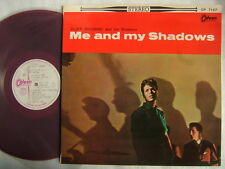 TEST PRESS RED VINYL / CLIFF RICHARD AND THE SHADOWS ME AND MY SHADOWS / SUPERB