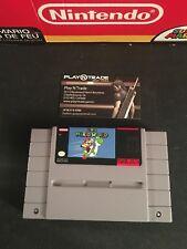 Super Mario World (Super Nintendo Entertainment System, 1992) - USA Version