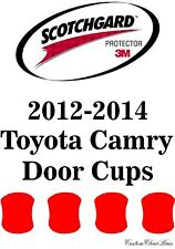 3M Scotchgard Paint Protection Film Clear Bra 2012 2013 2014 Toyota Camry