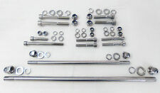 MOTORCYCLE BOLT KIT STAINLESS STEEL -HONDA CB500/550 FOUR SOHC ENGINE MOUNTS