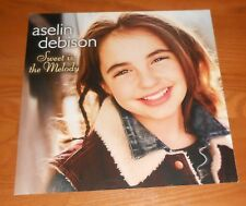 Aselin Debison Sweet is the Melody Poster 2-Sided Flat 2002 Promo 12x12 RARE