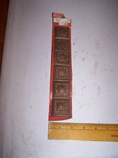 1970 Original Furniture Decorative TRIM Molding Parts Pieces - Corner - #20
