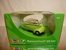 REVELL 08917 MESSERSCHMITT KR 200 -  GREEN 1:18 - EXCELLENT IN BOX