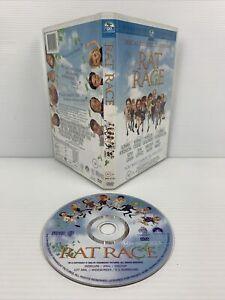 Rat Race DVD (PAL, 2001) Rowan Atkinson  John Cleese Free Tracked Post