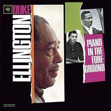 DUKE ELLINGTON PIANO IN THE FOREGROUND CD LIKE NEW