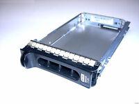 "Dell 3.5"" SATAu Caddy  tray Interposer PowerEdge D962C PN939 HP592 0HP592"