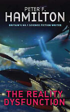 The Reality Dysfunction (Night's Dawn Trilogy), By Peter F. Hamilton,in Used but