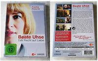 Beate Uhse / Das Recht auf Liebe .. 2011 ZDF DVD OVP