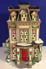 Hale And Hardy House #56610 Dept 56 Retired New England Village - Last One